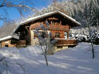 Self Catered Apartment in the French Alps