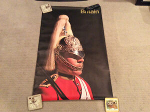 Lot of posters britain Stratford Kitchener Area image 3