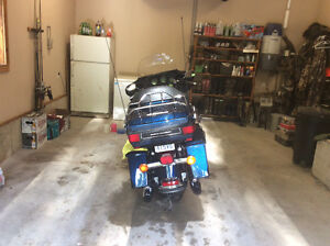 Flhtk Harley limited excellent condition