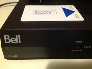 BELL 6400 HD receiver