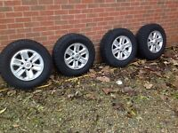 Vauxhall Navarro wheels will fit other makes