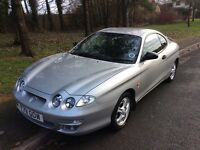 2001 Hyundai Coupe 1.6 SE-1 Lady owner-12 months mot-36,000-full history-great value