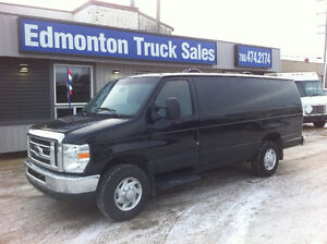 2013 Ford E-350 XLT EXTENDED  CARGO (FIN/LEASE)