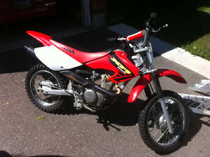 2002 Honda XR80R Dirt Bike Christmas is Coming! Cambridge Kitchener Area image 2