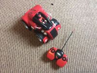 Power rangers mega force remote control car