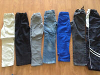 Size 7-8t boys fall clothes