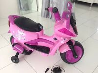 Little Princess Electric Scooter Bike