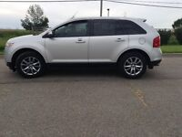2013 Ford Edge SEL 2.0L Ecoboost  emission and certified