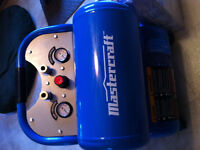 Brand new 5 gal oiless air compressor
