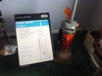 Vax washer