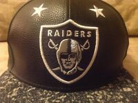Oakland Raiders Baseball Cap.
