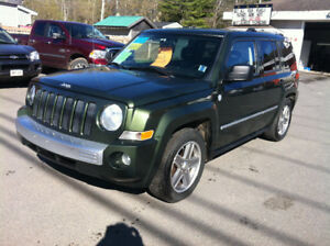 2008 JEEP PATRIOT, 4X4, 832-9000/639-5000, CHECK OUR OTHER ADS