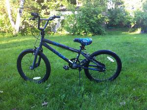 """Boys 18"""" BMX bike"""