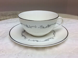 8 Royal Doulton Coronet Cups and Saucers
