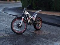 Gas Gas txt Pro 125 trials Bike 2013 model