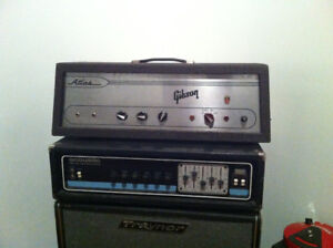 1975 Acoustic Control Corp 450 Bass Amp