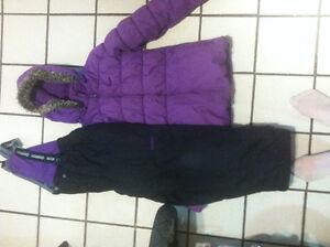 Oshkosh snow suit size 10 Belleville Belleville Area image 1