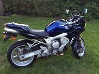 Yamaha FZ6 2004