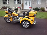 Gorgeous One of a kind Harley Davidson Trike