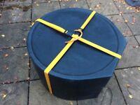 Hardcase for drumkit
