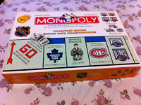 1999 Hockey Collectors - Monopoly NHL - Edition- Complete