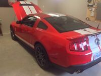2010-2012 Ford Mustang GT500 Tail Lights
