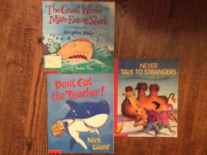 5 Books for kids/good bed time stories