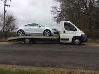 U.K. CAR DELIVERY CAR RECOVERY NORTH EAST BREAKDOWN RECOVERY SERVICE