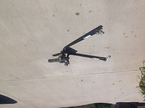 10,000lb hitch and sway bars for sale