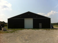 50' x 100' Building for rent-lease