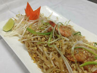 Experienced Thai Cook needed in Perth, Ontario