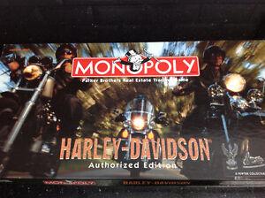 Monopoly Harley-Davidson Authorized edition board game Oakville / Halton Region Toronto (GTA) image 1
