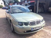 2003 Rover 75 2.0 CDT Connoisseur SE 4dr