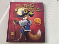 Puss in Boots Pop Up Book