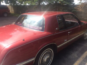 Selling 1990 Buick Riviera