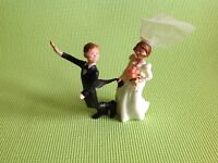 Wedding cake topper $20.00