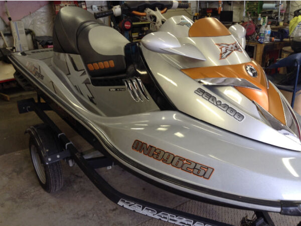 Used 2008 Sea Doo/BRP RXTX