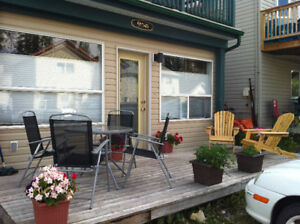 Feb. 1 - One bedroom walkout furnished suite in Peaks of Grassi