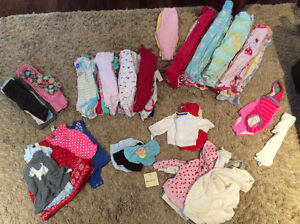 Girls' 9 month clothes!