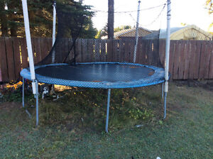 10' Trampoline....Moving and Must Sell