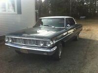 1964 GALAXIE REDUCED FROM $4500! COMES WITH MANY SPARE PARTS!