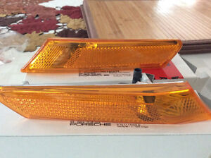 Porsche Boxter side front lights.
