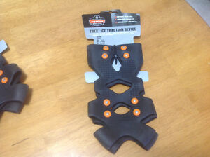 1  Trex Ice Traction Device. #6300.  Size Large