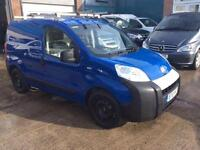 2010 10 FIAT FIORINO 1.2 16V MULTIJET SX 1D 75 BHP CHEAP TO CLEAR DIESEL