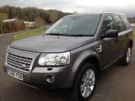 Land Rover Freelander 2 2.2Td4 XS , 1 PRIVATE OWNER, 88K, FSH, STUNNING CAR