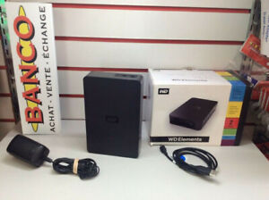 DISQUE DUR EXTERNE WESTERN DIGITAL 2 TO