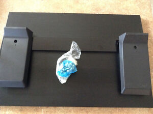 WANT GONE ASAP !  BRAND NEW BASE STAND FOR WIDESCREEN TV