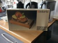 Brabantia food warmer