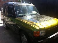 1995 Land Rover Discovery SUV, Crossover