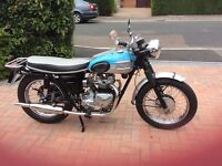 1962 Triumph, only 2 owners VGC